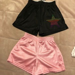 Other - Girls Mesh Shorts Size 6